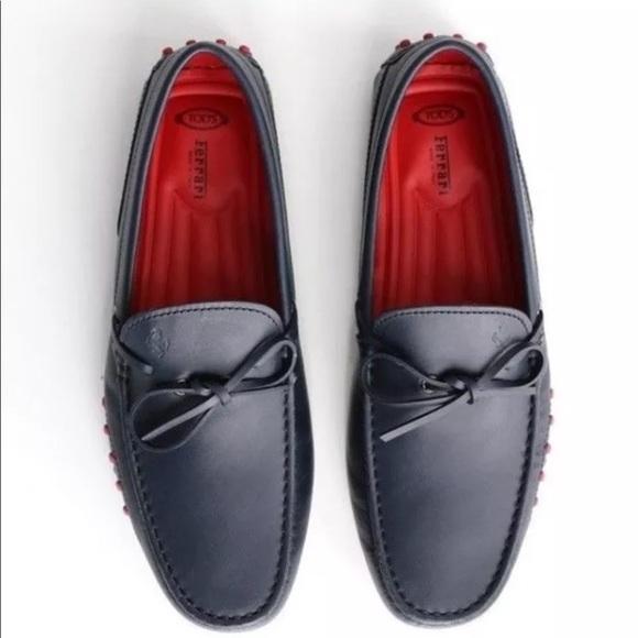 cdfc38ffdcb Tod s Ferrari Men s Driving Shoes - New in Box